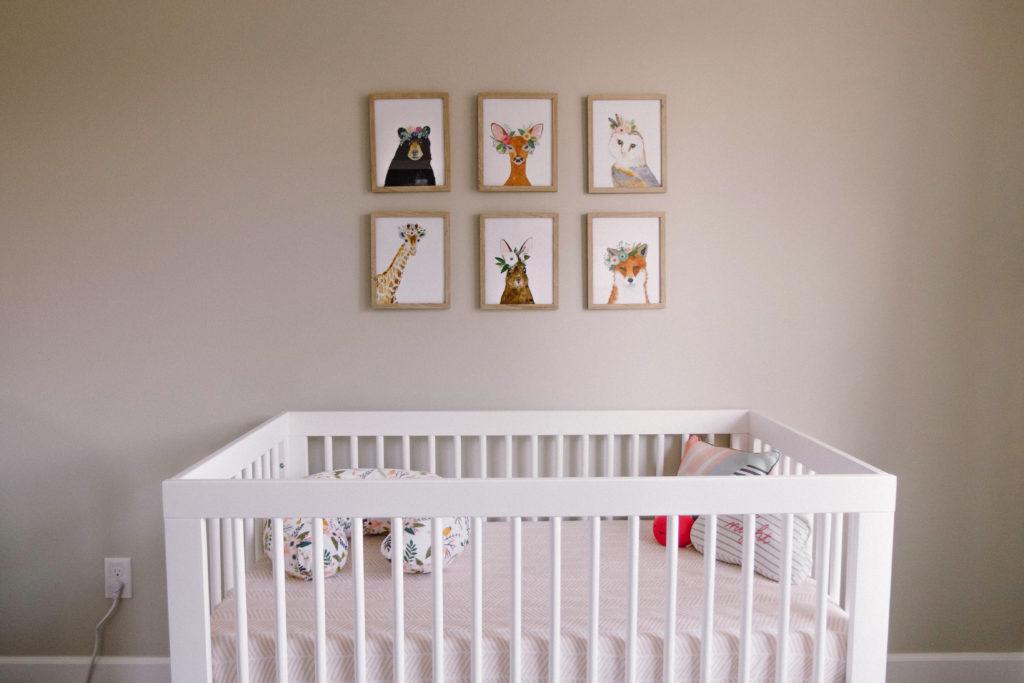 Mama + Baby Cave (Neutral Nursery)