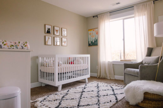 Mama + Baby Cave (Neutral Nursery)